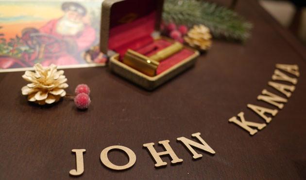大人のクリスマスケーキはショコラトリーJOHN KANAYA(ジョンカナヤ)で