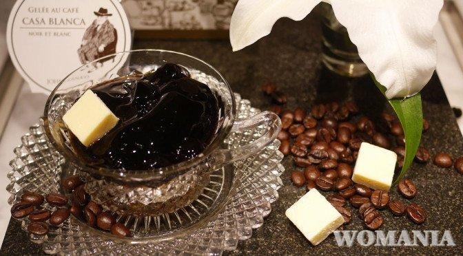 大人の夏の甘味はショコラトリー JOHN KANAYA(ジョンカナヤ)のコーヒーゼリーで