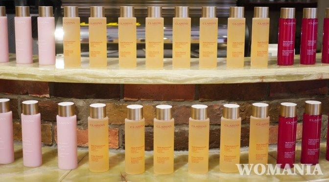 クラランスより肌年齢に合わせた3つのエイジングケア化粧水誕生