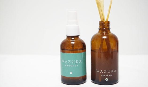 眠りに特化した香りのブランドWAZUKAから屋久島の杉の香りアイテムが発売
