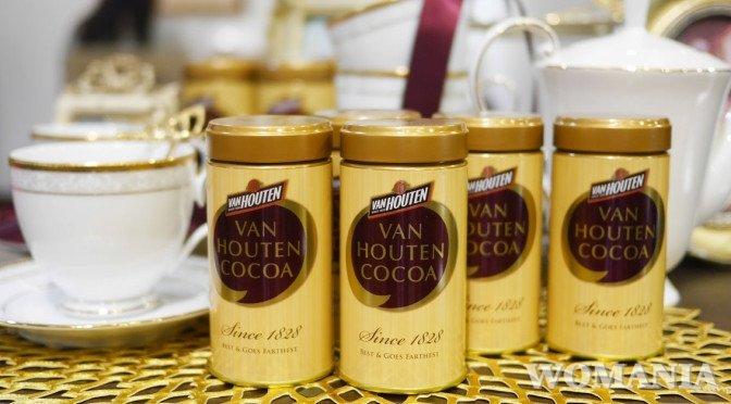 贅沢ココアが味わえる「バンホーテン ココア バー」イオンレイクタウンに期間限定OPEN